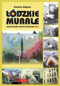 Łódzkie murale Niedoceniona grafika użytkowa PRL-u - 2825707177