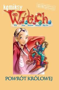 Witch Powrót Królowej komiks t.3 - 2825707447