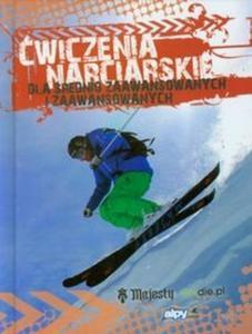 Ćwiczenia narciarskie dla średnio zaawansowanych i zaawansowanych - 2825707708