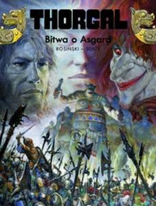 Thorgal Bitwa o Asgard tom 32 - 2825708017