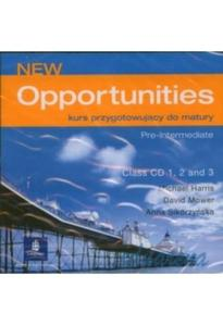 Opportunities New Pre-Intermediate Audio CD - 2825708563