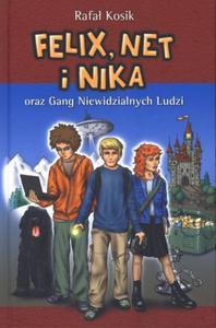 Felix, Net i Nika oraz Gang Niewidzialnych Ludzi 1 - 2825709570