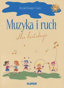 Muzyka i ruch dla każdego. Książka - 2825710783