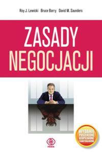 Zasady negocjacji - 2825710996