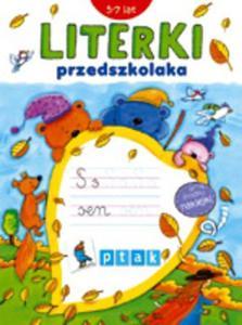 Literki przedszkolaka 5-7 lat - 2825652049
