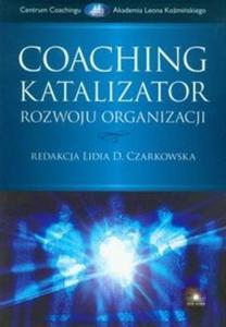 Coaching Katalizator rozwoju organizacji - 2825711543