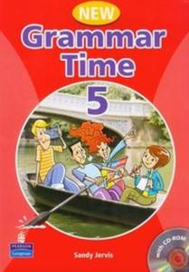 Grammar Time New 5 SB + CD gratis - 2825711601