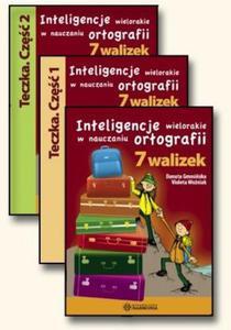 7 Walizek - inteligencje wielorakie w nauczaniu ortografii - 2825712955