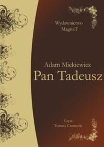 Pan Tadeusz (Płyta CD)