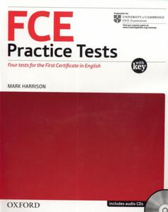 FCE Practice Test With Key and Audio CDs Pack - 2825713869