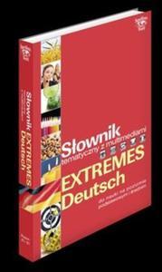 Słownik tematyczny z multimediami Extremes Deutsch - 2825714133