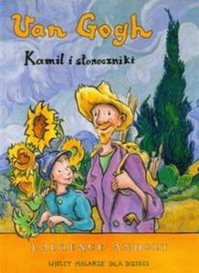 Van Gogh Kamil i słoneczniki