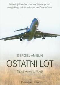 Ostatni lot Spojrzenie z Rosji - 2825714253