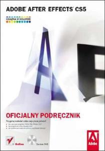 Adobe After Effects CS5. Oficjalny podręcznik (Zawiera DVD) - 2825714319