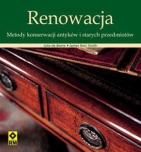 Renowacja Metody konserwacji antyków i starych przedmiotów - 2825714386