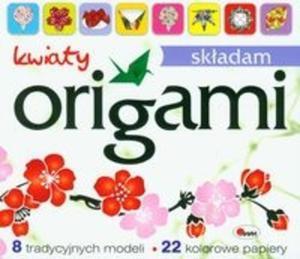 Origami Składam kwiaty