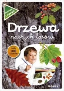 Drzewa naszych lasów część 2 Poznaję i rysuję - 2825714994