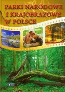 Parki Narodowe i Krajobrazowe w Polsce - 2825716240