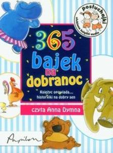 365 bajek na dobranoc (Płyta CD)