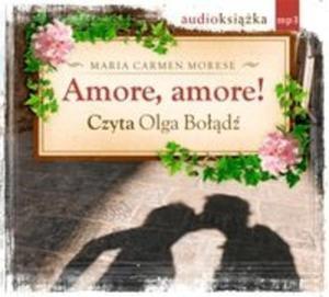 Amore, amore (Płyta CD)