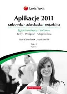 Aplikacje 2011 tom 2
