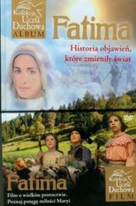 Fatima. Historia objawień, które zmieniły świat. Album + film DVD - 2825716943