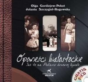 Opowieści białostockie + 2 CD - 2825717114
