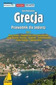 Grecja Przewodnik dla żeglarzy - 2825718080