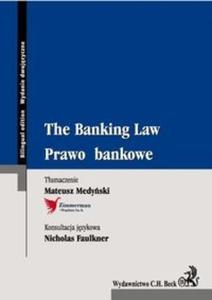 The Banking Law Prawo Bankowe - 2825718398