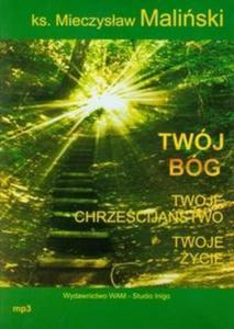 Twój Bóg twoje chrześcijaństwo (Płyta CD) - 2825718872