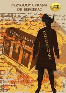Przygody Cyrana de Bergerac Kapitan Czart CD - 2825719029
