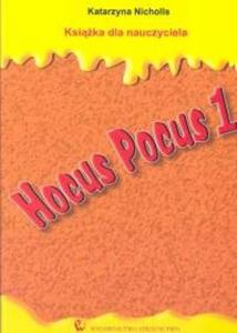 Hocus Pocus 1 Książka dla nauczyciela - 2825719336