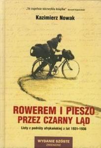 Rowerem i pieszo przez Czarny Ląd - 2825719694