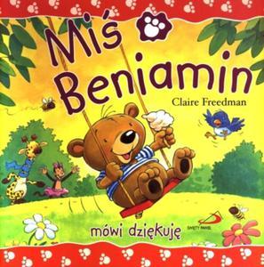 Miś Beniamin mówi dziękuję - 2825719749