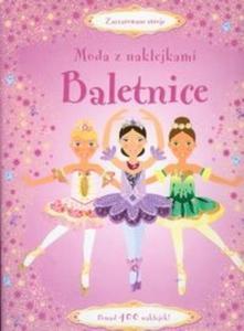 Moda z naklejkami Baletnice - 2825721207