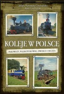 Koleje w Polsce Parowozy, wąskotorówki i muzea - 2825722498