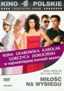 Miłość na wybiegu (Płyta DVD) - 2825724438