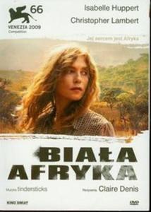 Biała Afryka (Płyta DVD) - 2825724450