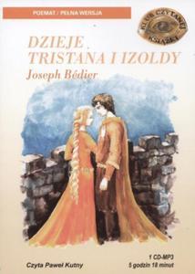 Dzieje Tristana i Izoldy. Audiobook (1 CD-MP3) - 2825724743