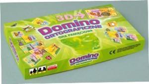 "Gra ""Domino ortograficzne"" - 2825724849"