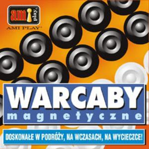 "Gra ""Warcaby magnetyczne"" - 2825724924"