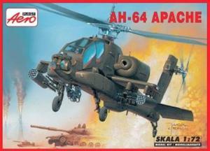 Model śmigłowiec - śmigłowiec szturmowy McDONNELL DOUGLAS AH-64 APACHE 1:72 - 2825725183