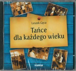 Tańce dla każdego wieku. Płyta CD - 2825726658