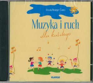 Muzyka i ruch dla każdego. Płyta CD - 2825726659