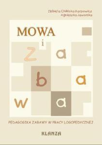 Mowa i zabawa. Książka - 2825726662