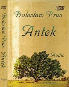 Antek. Audiobook (1CD) - 2825726792