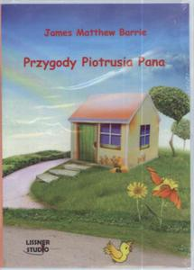 Przygody Piotrusia Pana. Audiobook (1CD-MP3) - 2825726799