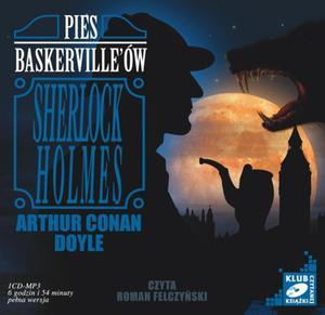 Pies Baskerville`�w. Sherlock Holmes. Audiobook (CD-MP3) - 2825727023