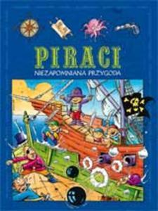Piraci niezapomniana przygoda - 2825653220