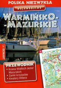 Warmińsko-Mazurskie Województwo niezwykłe - 2825653350